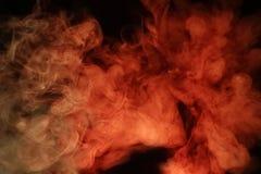 Υπόβαθρο χρωματισμένου του περίληψη καπνού Νεφελώματα αστεριών στοκ φωτογραφίες με δικαίωμα ελεύθερης χρήσης