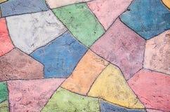 Υπόβαθρο χρώματος κρητιδογραφιών στοκ φωτογραφία με δικαίωμα ελεύθερης χρήσης