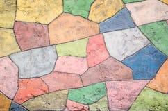 Υπόβαθρο χρώματος κρητιδογραφιών στοκ εικόνες με δικαίωμα ελεύθερης χρήσης