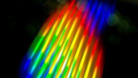 Υπόβαθρο χρώματος ουράνιων τόξων σύγχρονο Στοκ Φωτογραφίες