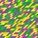 Υπόβαθρο χρώματος τριγώνων Στοκ φωτογραφίες με δικαίωμα ελεύθερης χρήσης