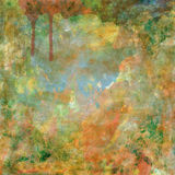 Υπόβαθρο 025 χρώματος grunge Στοκ φωτογραφία με δικαίωμα ελεύθερης χρήσης