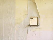 Υπόβαθρο, χρώμα, μπεζ, αποφλοιωμένο Στοκ Φωτογραφία
