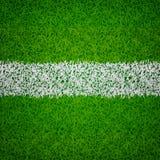 Υπόβαθρο χλόης ποδοσφαίρου απεικόνιση αποθεμάτων