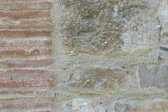 Υπόβαθρο Abstact grunge με το διάστημα αντιγράφων Μια εικόνα που προέρχεται από έναν τοίχο ενός γαλλικού μοναστηριού Κατασκευασμέ στοκ φωτογραφία με δικαίωμα ελεύθερης χρήσης
