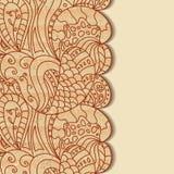 Υπόβαθρο doodles Στοκ Εικόνες