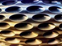 Υπόβαθρο ovals Στοκ Φωτογραφία