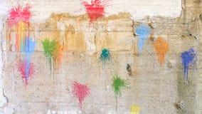 Υπόβαθρο Paintball Στοκ φωτογραφίες με δικαίωμα ελεύθερης χρήσης
