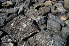 Υπόβαθρο, Stone στον ποταμό στοκ εικόνες με δικαίωμα ελεύθερης χρήσης