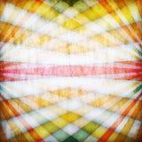 Υπόβαθρο Vinrage με τις διασχισμένες ακτίνες διανυσματική απεικόνιση