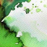 Υπόβαθρο Watercolor για τους ιστοχώρους Στοκ Φωτογραφίες