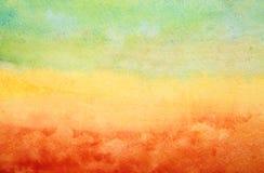 Υπόβαθρο Watercolor. Στοκ Φωτογραφίες