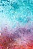 Υπόβαθρο Watercolour ουράνιων τόξων διανυσματική απεικόνιση