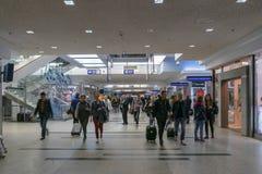 Υπόγεια μετάβαση Στοκ εικόνες με δικαίωμα ελεύθερης χρήσης