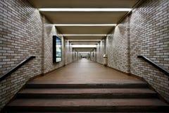 υπόγεια Στοκ Φωτογραφίες