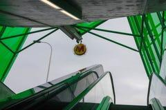 Υπόγειος σταθμός μετρό της Βαρσοβίας στοκ φωτογραφίες