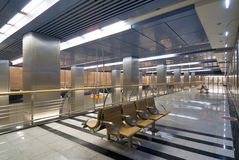 υπόγειος σταθμών αιθου&s Στοκ εικόνες με δικαίωμα ελεύθερης χρήσης