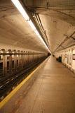 υπόγειος σταθμών Στοκ εικόνες με δικαίωμα ελεύθερης χρήσης