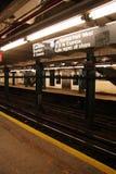 υπόγειος σταθμών Στοκ Φωτογραφίες