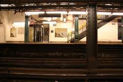 υπόγειος σταθμών Στοκ Φωτογραφία
