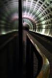 υπόγειος σταθμών Στοκ φωτογραφία με δικαίωμα ελεύθερης χρήσης