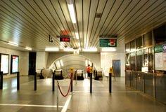 Υπόγειος της Πράγας Στοκ εικόνες με δικαίωμα ελεύθερης χρήσης