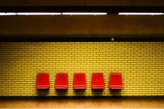 υπόγειος Στοκ Φωτογραφίες