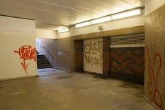 υπόγειος Στοκ Εικόνες