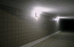 υπόγειος Στοκ εικόνες με δικαίωμα ελεύθερης χρήσης
