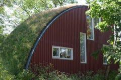 Υπόγειο σπίτι Στοκ Φωτογραφίες