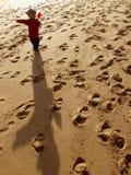 υπόδειξη παιδιών Στοκ φωτογραφία με δικαίωμα ελεύθερης χρήσης