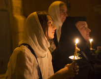 Υπόθεση της Virgin Mary Στοκ εικόνες με δικαίωμα ελεύθερης χρήσης