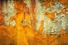 Υπόλοιπα της βρώμικης ετικέτας εγγράφου Στοκ Εικόνες