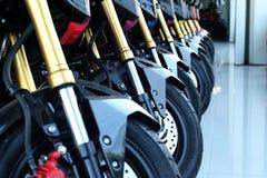 Υπόλοιπος κόσμος πολλής μοτοσικλέτας στοκ εικόνα