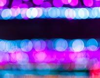 Υπόλοιπος κόσμος του γλυκού υποβάθρου κύκλων θέματος bokeh Στοκ φωτογραφία με δικαίωμα ελεύθερης χρήσης