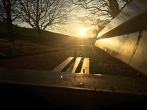 Υπόλοιπο ηλιοβασιλέματος Στοκ φωτογραφία με δικαίωμα ελεύθερης χρήσης