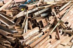 υπόλοιπο σιδήρου Στοκ φωτογραφία με δικαίωμα ελεύθερης χρήσης