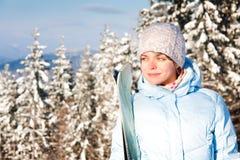 Υπόλοιπο στα βουνά Στοκ Φωτογραφίες