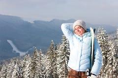 Υπόλοιπο στα βουνά Στοκ φωτογραφίες με δικαίωμα ελεύθερης χρήσης