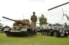 Υπόλοιπα του πολέμου Στοκ Εικόνα