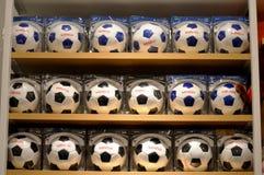 Υπόλοιπος κόσμος της σφαίρας ποδοσφαίρου Στοκ Φωτογραφία