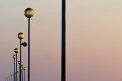 Υπόλοιπος κόσμος των θέσεων λαμπτήρων Στοκ φωτογραφία με δικαίωμα ελεύθερης χρήσης