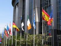 Υπόλοιπος κόσμος των σημαιών Στοκ φωτογραφία με δικαίωμα ελεύθερης χρήσης