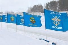 Υπόλοιπος κόσμος των σημαιών Στοκ εικόνες με δικαίωμα ελεύθερης χρήσης