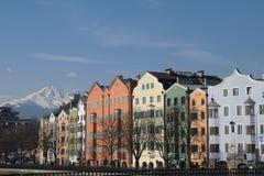 Υπόλοιπος κόσμος των σπιτιών Στοκ Εικόνες