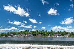 Υπόλοιπος κόσμος Boathouse Στοκ φωτογραφία με δικαίωμα ελεύθερης χρήσης