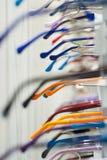 Υπόλοιπος κόσμος eyeglass οπτικοί στοκ φωτογραφία με δικαίωμα ελεύθερης χρήσης