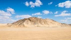 δυτικό λευκό της Αιγύπτου Σαχάρα ερήμων Στοκ Φωτογραφίες