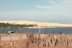 δυτικό λευκό της Αιγύπτου Σαχάρα ερήμων Στοκ φωτογραφίες με δικαίωμα ελεύθερης χρήσης