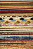 υφάσματα Στοκ Φωτογραφίες